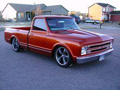 1967 Chevrolet Pickup C10 Shorty