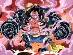Internet Explodes Upon Luffys Gear Fourth Bound Man Revelation No One Piece Chapter 785 Next Week