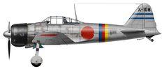 ZERO ~ Mitsubishi A6M2 Type 0 Model 21 ~ BFD