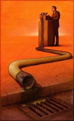 These 29 Clever Drawings Will Make You Question Everything Wrong With The World Polish artist Pawel Kuczynski