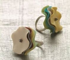 """Unlimited Possibilities: Making Jewelry with """"Delicate, Organic, Exquisite"""" Polymer Clay - Jewelry Making Daily - Blogs - Jewelry Making Daily"""