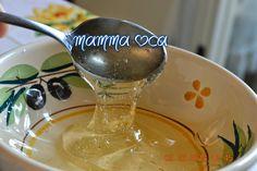 """Zucchero invertito ("""" Glucosio"""" home made) bimby"""