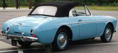 42 of 68 Built: 1956 Volvo P1900