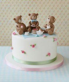 Teddybear pinick