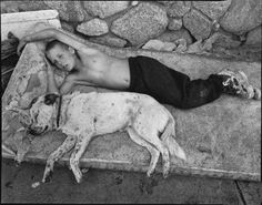 Almost Human: Mary Ellen Mark's Photos of Animals
