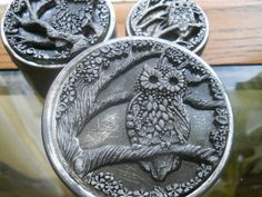 'OWL' LOVE YOU FOREVER! by Megan Alason Pearl on Etsy. My country wagon letter box with Blue Heart was featured here
