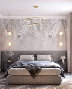 Modern Luxury Bedroom, Master Bedroom Interior, Luxury Bedroom Design, Room Design Bedroom, Bedroom Furniture Design, Room Ideas Bedroom, Home Room Design, Luxurious Bedrooms, Bedroom Layouts