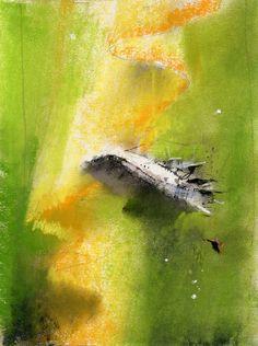 Official website of John Harris: landscape, science fiction and marine artist #johnharris #sciencefiction