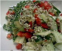 Salad in a Jar - Charis Newsletter