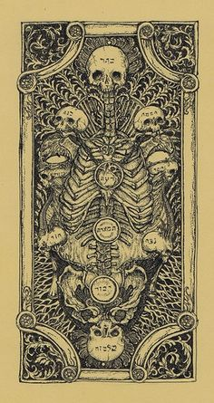 Memento Mori, La Danse Macabre, Arte Obscura, Occult Art, Mystique, Art Graphique, Alchemy, Tarot Decks, Skull Art