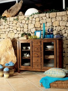 Promote Indonesia Furniture: Antique Buffet - Teakrecycled Gallery