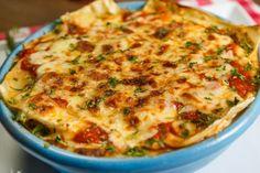Lasanha low carb: confira a receita deliciosa