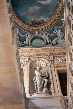 speciesbarocus:  Hôtel de Lauzun.  > Bybell.ab.