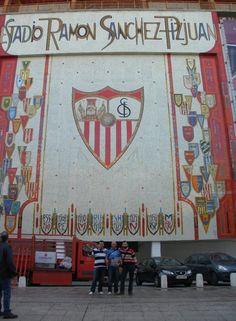 @Sevilla for Sevilla - FC Porto! Last 32 of UEFA Europa League 2010/2011