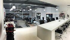 Porsche Centrum Twente - D&A Licht
