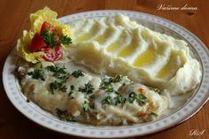 Mashed Potatoes, Cooking Recipes, Ethnic Recipes, Whipped Potatoes, Smash Potatoes, Chef Recipes, Recipies, Recipes