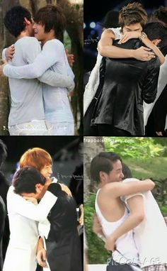 Even the evil maknae needs sometimes a hug. DBSK,TVXQ,Yunho..DBSK TVXQ  DBSK…
