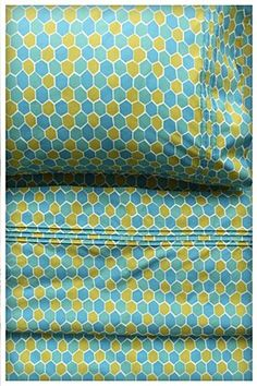 Honeycomb Sheet Set from Anthropologie