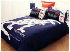 T Rex Dinosaur Single Bedding Quilt DOONA Duvet Cover Set Kids