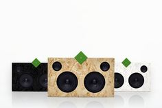 The recycling-minded Vamp speaker system is back, and it's doubling down on its…