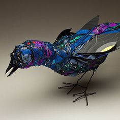 Recycled Art with Bryant Holsenbeck