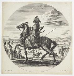 A Negro rider (1643)