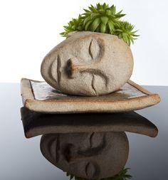 Sleeping Head Planter                                                                                                                                                                                 More