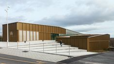 The cultural centre by Ateliers O-S takes off from its base - News - Mark Magazine