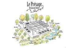 Le Présage : le premier restaurant solaire français