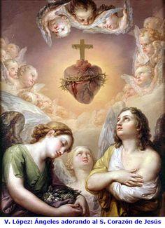 MI RINCON ESPIRITUAL: Junio, mes del Sagrado Corazón de Jesús Una reflex...