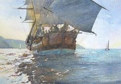 Robert Brindley 'The Endeavour of Whitby'.