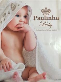 Produtos feitos com muita qualidade , amor , carinho e todo cuidado que o seu bebê merece! 💕💙#PaulinhaBaby