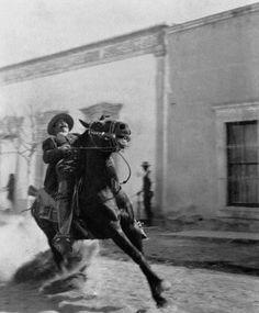 Doroteo Arango, Pancho Villa