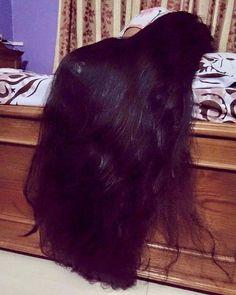 Hair Girls, Super Long Hair, Shiny Hair, Girl Hairstyles, Long Hair Styles, Beauty, Glossy Hair, Brighter Hair, Long Hairstyle