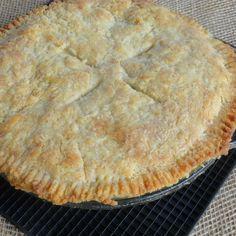 Thanksgiving Turkey Pot Pie #leftovers #recipe #dinner