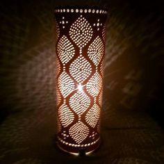 Luminária em PVC