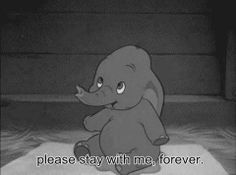 please stay with me, forever.