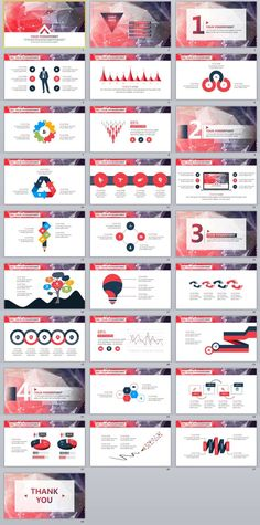 28+ multicolor PowerPoint Templates