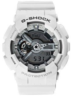 #GShock GA-110C-7A XL Combi Monotone #Watch $129.99