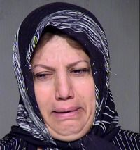 Iraqi woman in Phoenix arrested for beating 19 year old daughter for talking to a man.
