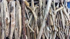 Beach Driftwood Bulk Lot 200 Pieces Mixed by SaltyGirlandLongDog