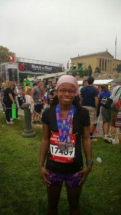 Rock and Roll Philly Half Marathon Recap | Run With No Regrets