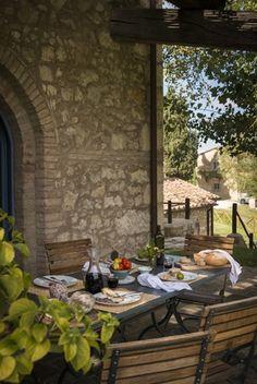 Italy - Tuscany, Borgo Pignano