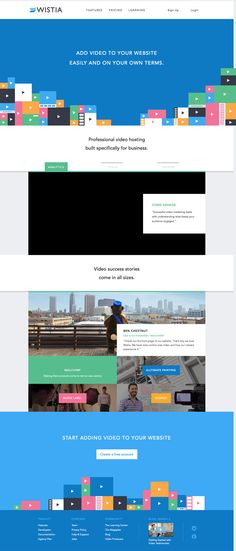 Wistia - Video Hosting for Business