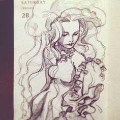 Screaming Drawing, Character Illustration, Illustration Art, Art Sketches, Art Drawings, Comic Style Art, Art Calendar, Digital Art Girl, Sketchbook Inspiration