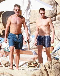 Matt Bomer escaped to Mexico with Simon Halls for a 50th birthday celebration for Simon