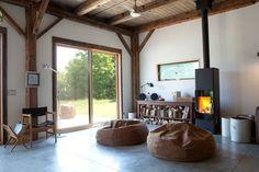 Bovina House rustikal-wohnbereich