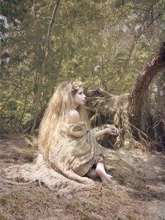 Forest Faries, Earth by Yvette Leur, via 500px
