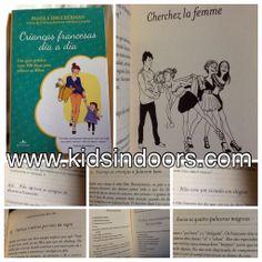 KIDS INDOORS: CRIANÇAS FRANCESAS DIA A DIA  {com sorteio}