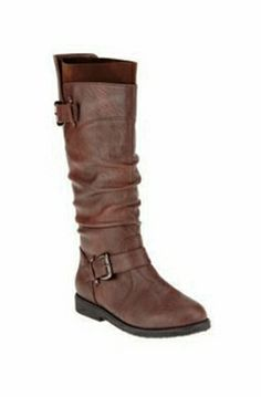Women's Mountain Wide Calf Boot (Brown) - Casual Boots
